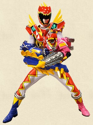 Power Rangers Super Dino Charge