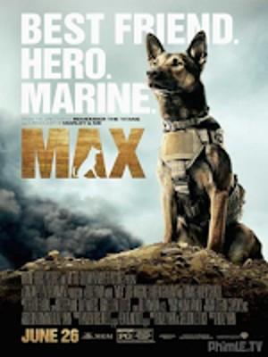 Chú Chó Max