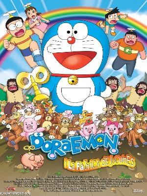 Đôrêmon Htv3 Lồng Tiếng - Doraemon Htv3 Lồng Tiếng