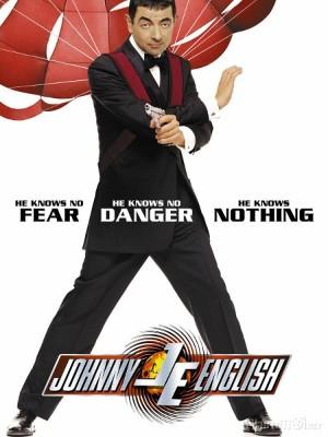 Điệp viên không không thấy - Johnny English