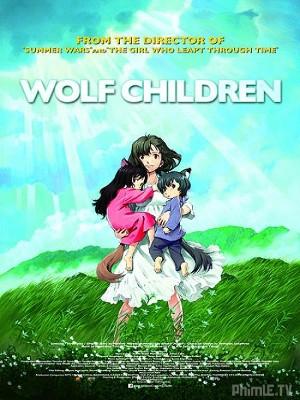 Những Đứa Con Của Sói Ame Và Yuki - The Wolf Children