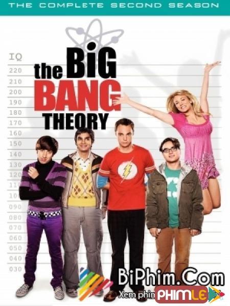 Vụ Nổ Lớn 2- The Big Bang Theory Season 2