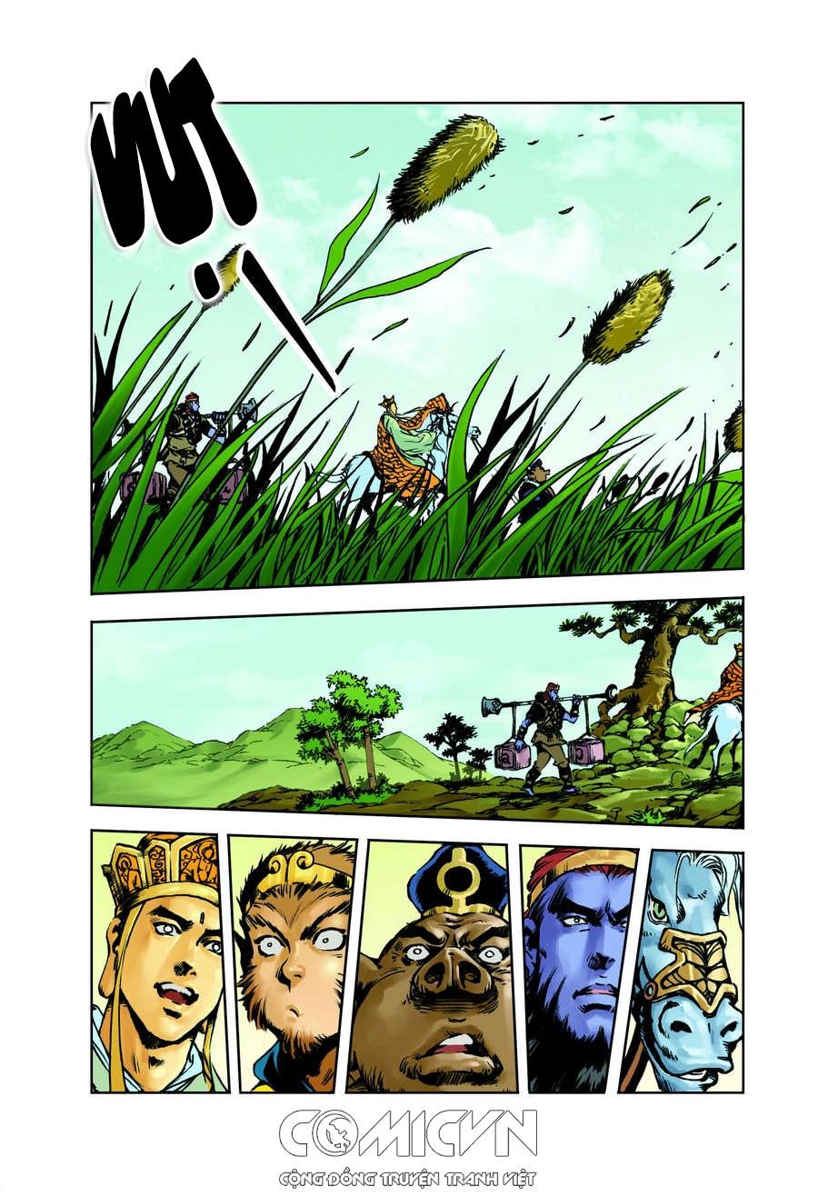 Tây Du Ký Color Chapter 44 - Hamtruyen.vn