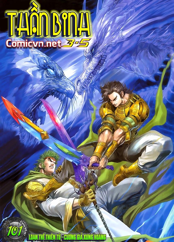 Thần binh huyền kỳ 3 - 3.5 Chapter 101 - Hamtruyen.vn