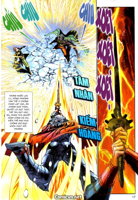 Thần binh huyền kỳ 3 - 3.5 Chapter 114 - Hamtruyen.vn