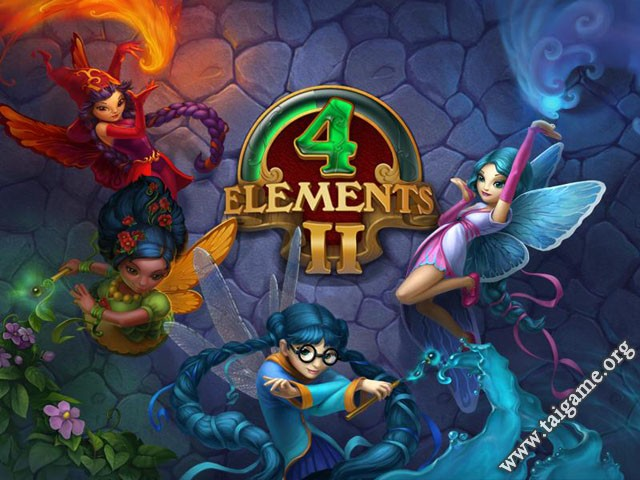 4 Elements II Collector's Edition Free Download