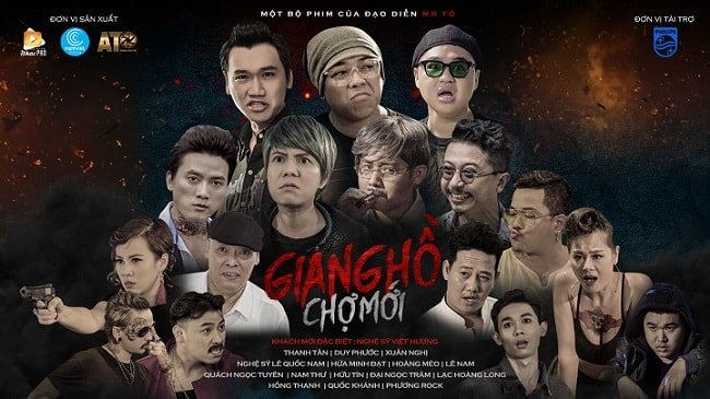 Phim Giang Hồ Chợ Mới - Young and Dangerous Cho Moi HD Online