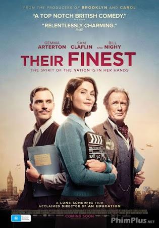 Phim Nữ Biên Kịch - Their Finest