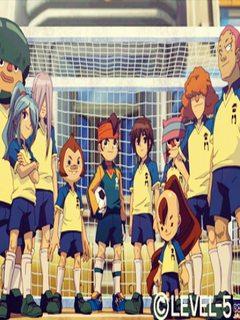 Inazuma Eleven - Inazuma Eleven (2008)