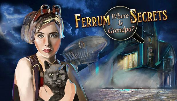 Ferrum's Secrets: Where Is Grandpa? Free Download