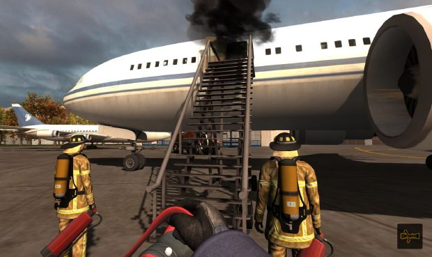 Airport Firefighters – The Simulation (v1.11) Free Download