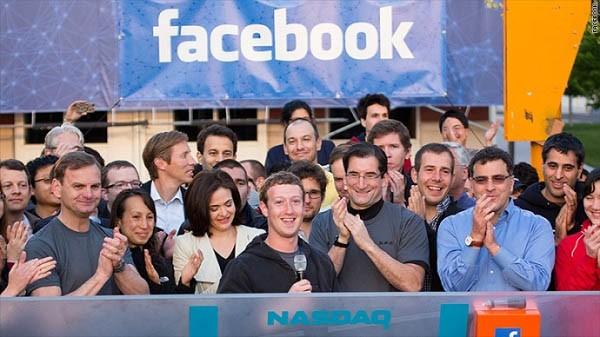 Facebook lên đỉnh thế nào sau 5 năm IPO? - 1