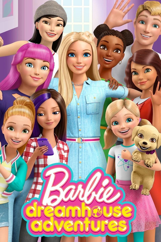 Xem Phim Barbie: Cuộc Phiêu Lưu Trong Ngôi Nhà Mơ Ước - Barbie: Dreamhouse Adventures