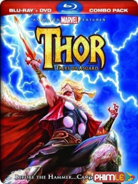 Thor: Tales of Asgard - Thor: Tales of Asgard