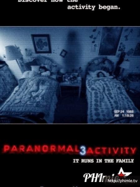 Lời Nguyền Bí Ẩn 3 - Paranormal Activity 3