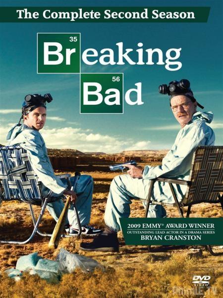 Tập Làm Người Xấu 2 - Breaking Bad - Season 2
