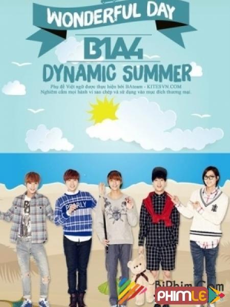 Wonderful Day B1A4 - One Fine Day