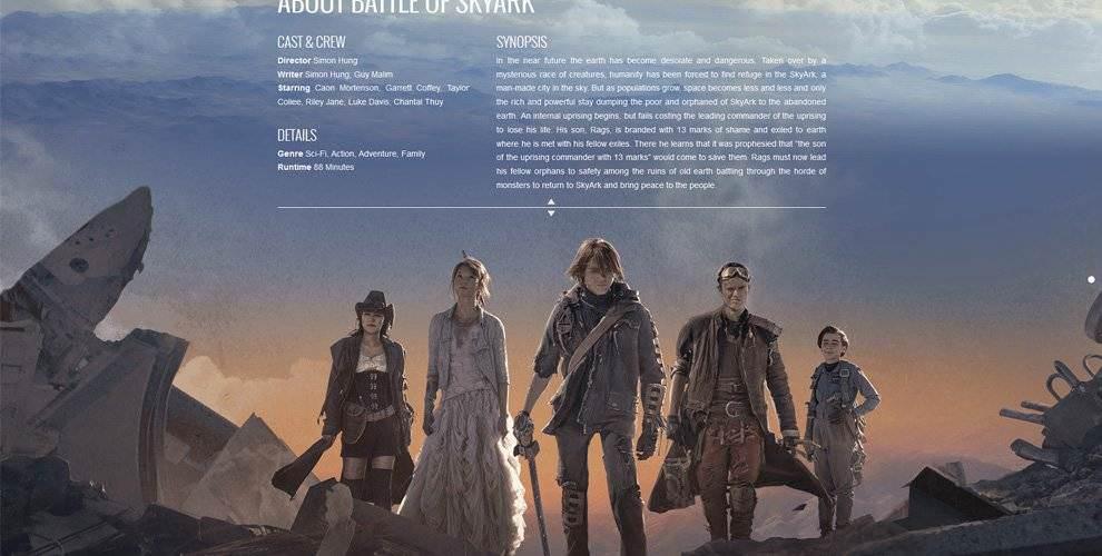 Phim Cuộc Chiến Sống Còn - Battle for Skyark HD Online