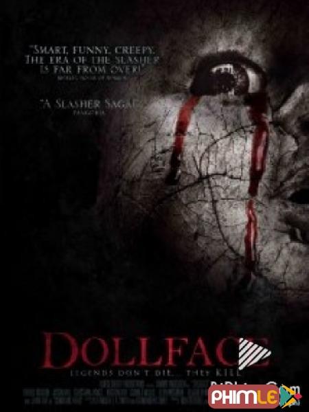 Mặt Nạ Búp Bê - Dollface