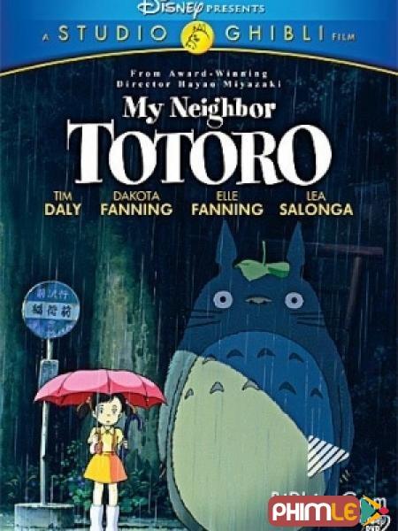 Hàng Xóm Tôi Là Totoro - My Neighbor Totoro