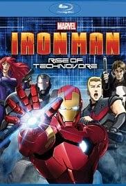 Người Sắt: Sự Nổi Giận Của Technovore - Iron Man: Rise of Technovore (2013)