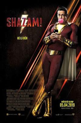 Xem Phim Siêu Anh Hùng Shazam - Shazam!