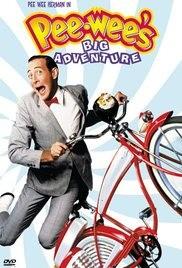 Pee-wee&#39s Big Adventure