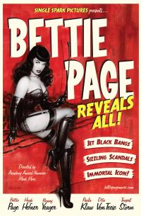 Bettie Page Reveals All (2012)