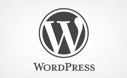 回饋WordPress項目