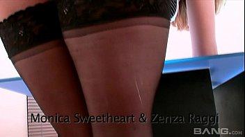 Sexy Secretary Monica Sweetheart