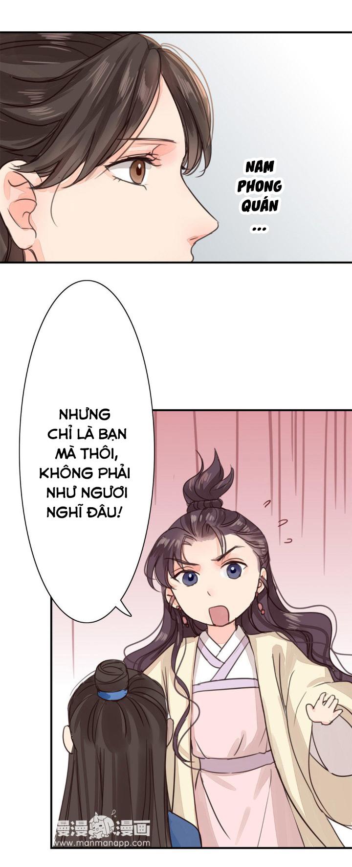Chỉ Phu Vi Thê - Chap 43