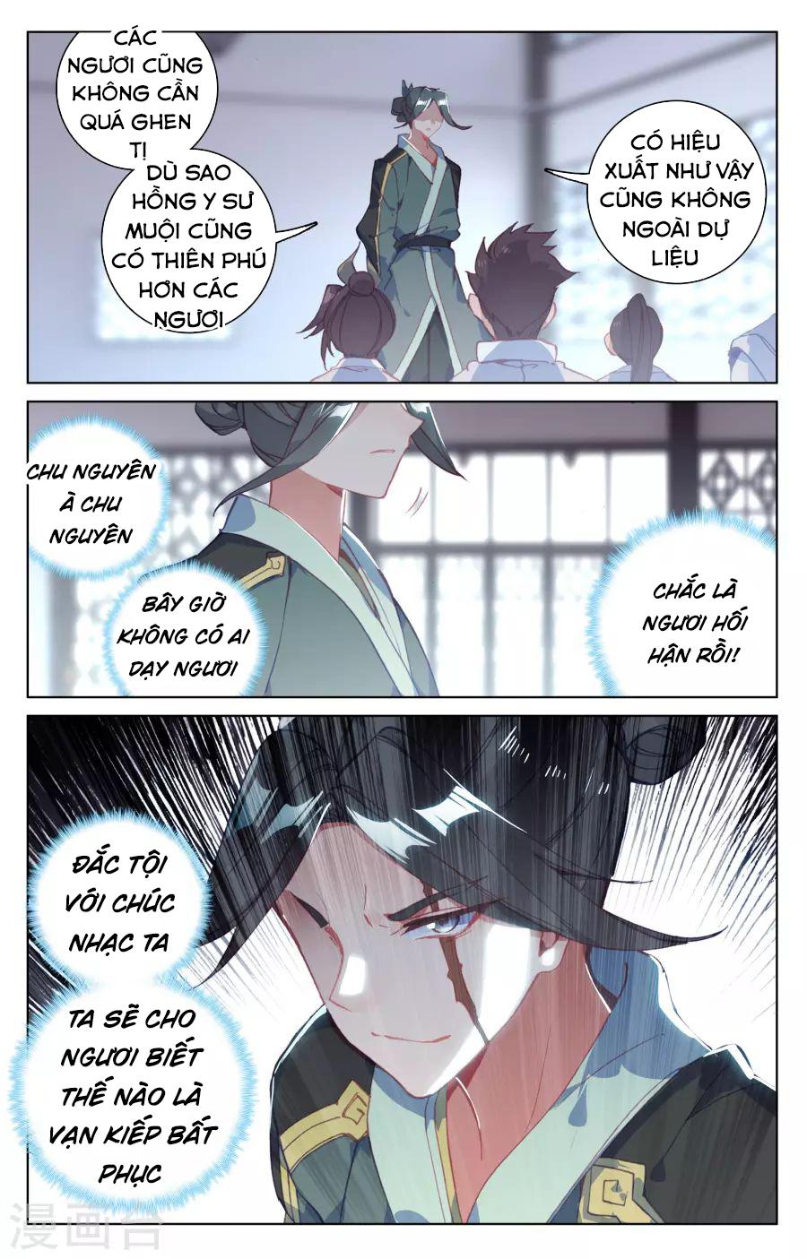 Nguyên Tôn Chapter 134 -