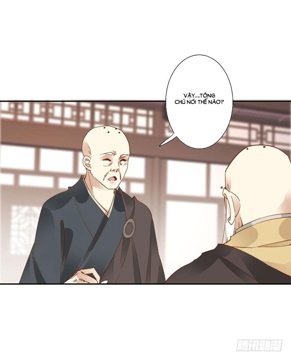 Thiền Tâm Vấn Đạo - Chap 34