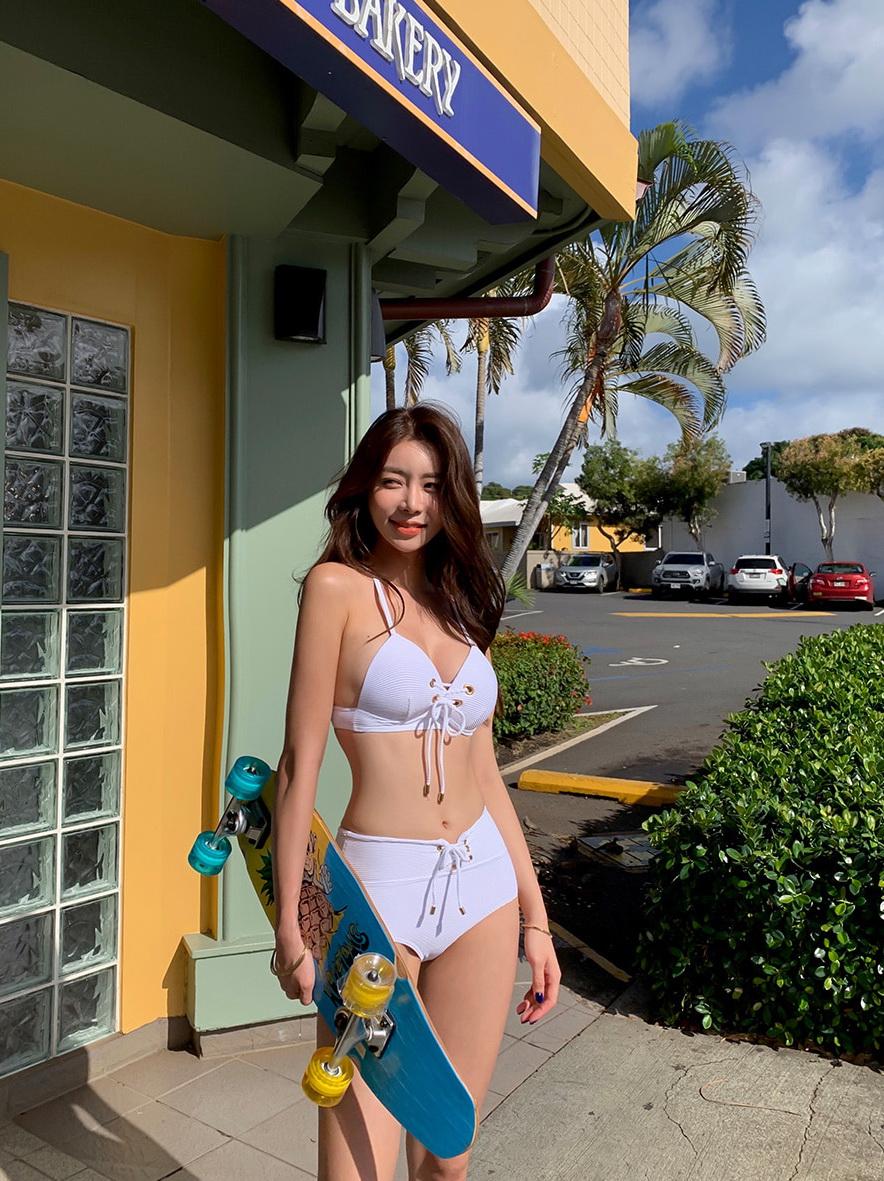 Kwon Byul - Groove Isle Bikini