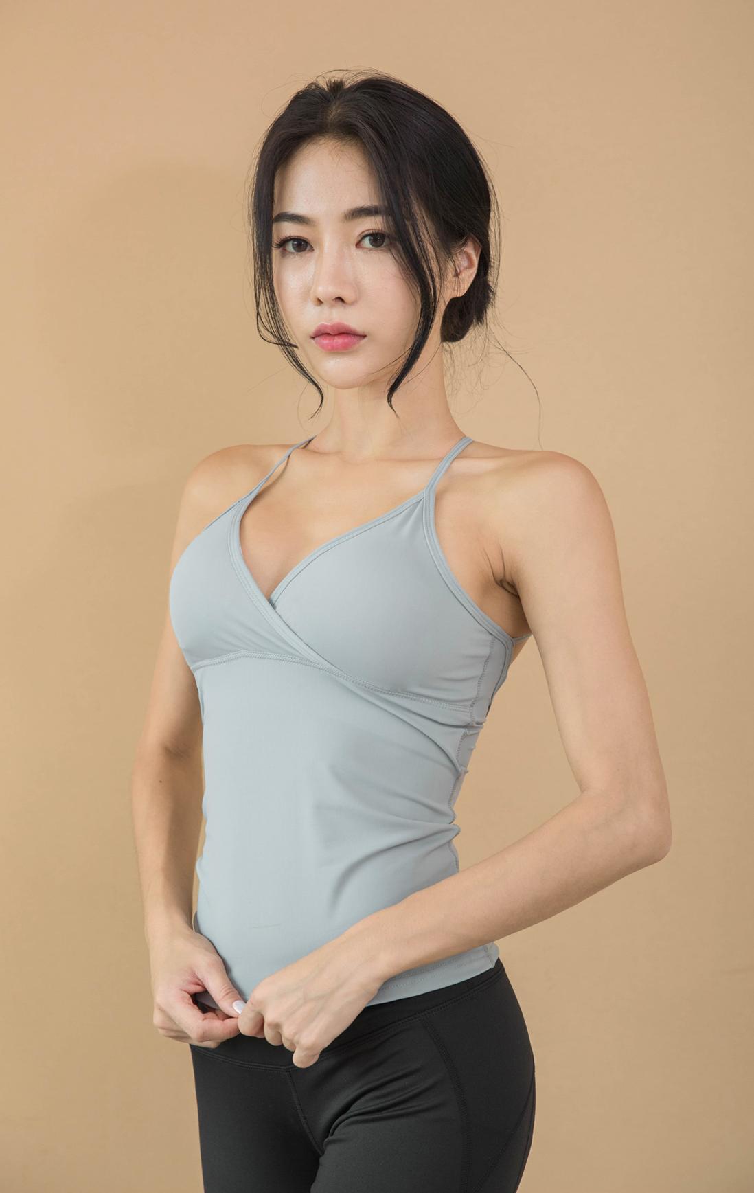 An Seo Rin - Fitness Set - 08.08.2017