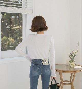 An Seo Rin - Jeans Set - 28.03.2018