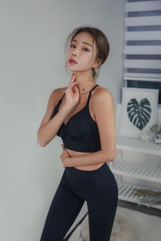 An Seo Rin Jan 2 2018 Fitness 2