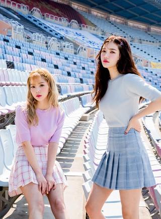 Lee Chae Eun & Seo Sung Kyung - 20.04.2017
