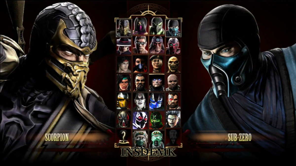 Mortal Kombat: Komplete Edition (2012) PS3