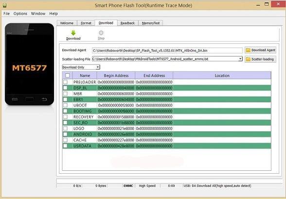 Скачать Flashtool для прошивки Андроид через торрент