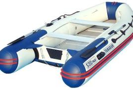 Надувные лодки пвх ямаран и их основные характеристики