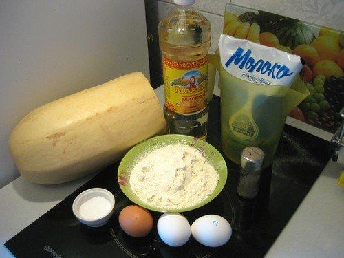 Кабачковые блины с чесноком рецепт