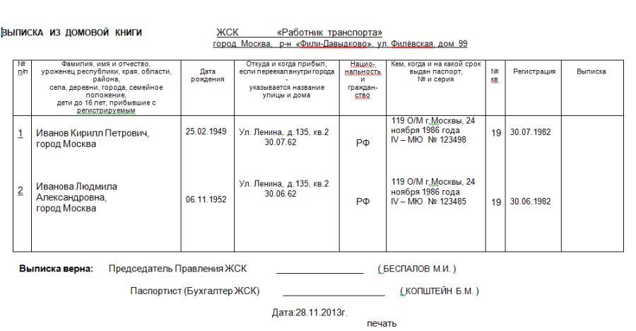 Изображение - Когда может потребоваться расширенная выписка из домовой книги proxy?url=http%3A%2F%2Fterrafaq.ru%2Fwp-content%2Fuploads%2F2017%2F12%2Farhivnaja_vipiska_iz_domovoj_knigi_obrazec