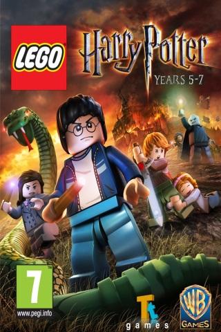 Lego Harry Potter Years 5-7 скачать торрент