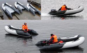 Лодки из пвх марки баджер модели и характеристики