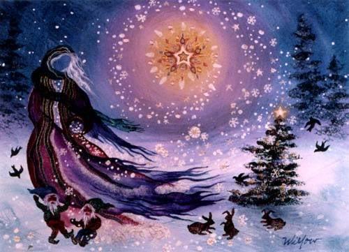 Есть ли приворот когда идет снег на любовь