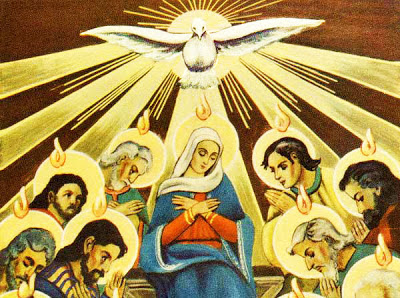 prayers about the holy spirit