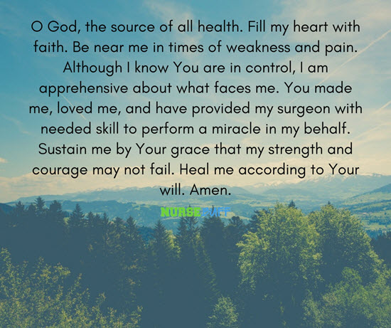 prayer for surgery images