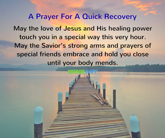 prayers before surgery to someone