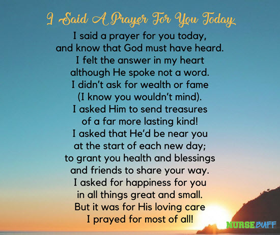 before surgery prayer